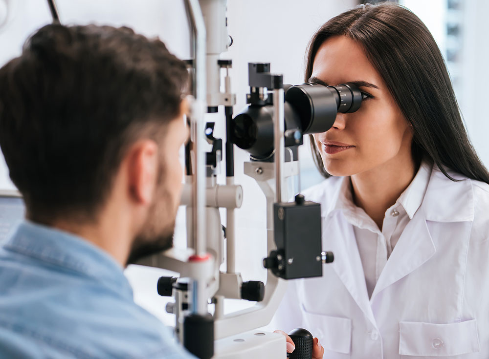 Optometric Practices - Eye Exam