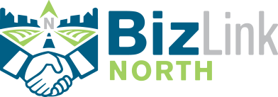 BizLink North footer logo